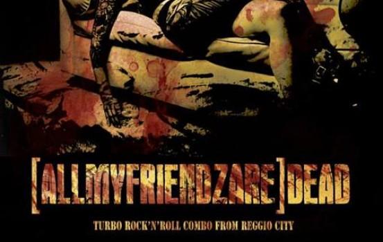 (AllMyFriendzAre) DEAD, la band inizia il Tour 2013