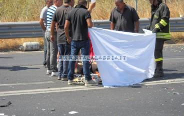Saline Joniche (Rc), deceduta seconda vittima dell'incidente