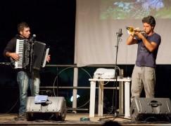 """Al """"Festival Ecojazz 2013"""" Aquino e Ioanna"""