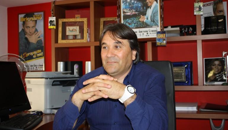 """Claudio Baglioni in concerto a Catanzaro, Senese: """"Assente l'Amministrazione"""""""
