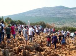 Il Gruppo di preghiera Maria Regina della pace a Medjugorje