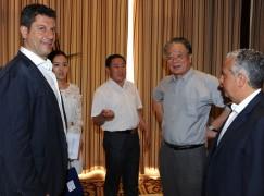 Missione istituzionale in Cina del Presidente Scopelliti e dell'assessore Fedele