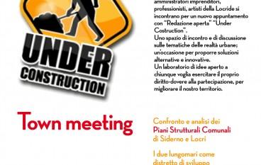 Town Meeting, Siderno e Locri a confronto