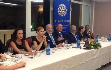 Erminio Fiumanò neo presidente del Rotary Club di Melito Porto Salvo