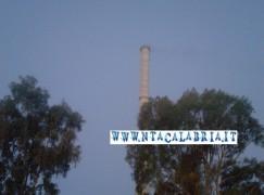 Saline Joniche (Rc), il no al carbone ed il nostro scoop su ciminiera fumante