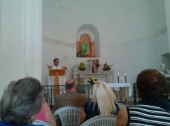 Con il pellegrinaggio a Ghorio inizia la festa in onore di Maria SS.Annunziata