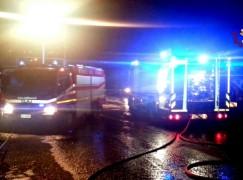 Corigliano (Cs), incendiata auto del vice sindaco