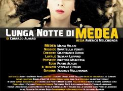 """Pentedattilo (RC), posticipato spettacolo """"Lunga Notte di Medea"""""""