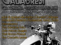 A Locri sabato 31 agosto si parla delle Officine Meccaniche Calabresi