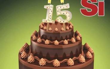 Simply festeggia 15 anni a Melito Porto Salvo (Rc)