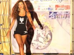 La reggina Federica Foti alla finale nazionale di Miss e Mister Motors 2013