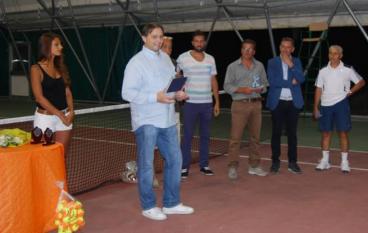 Strepitosa 14a edizione del torneo amatoriale organizzato dall' ASD Tennis Club Soveria