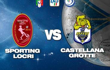 Lo Sporting Locri C5 è pronto per la prima gara di campionato