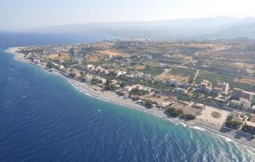 Interventi per la messa in sicurezza del litorale Bocale-Punta Pellaro