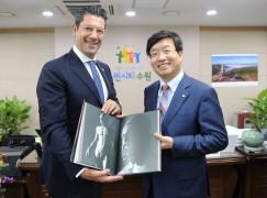 Missione istituzionale del Presidente Scopelliti in Corea del Sud