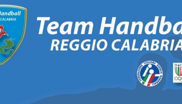Pallamano, al via la nuova stagione per il Team  Handball Reggio Calabria