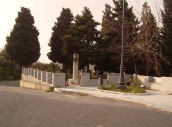 Richiesta verifiche su colonna rinvenuta a Lazzaro (RC)