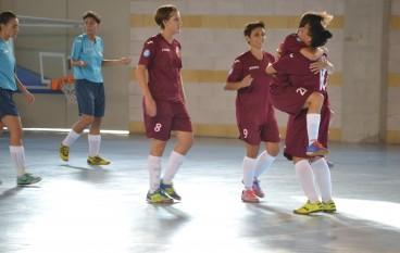 C5 femminile Serie A, Sporting Locri: esordio vincente