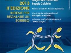 """L'Associazione Giornalisti Reggini alla """"Happy Run"""" 2013"""