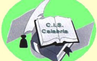CIS della Calabria, il programma di aprile 2014