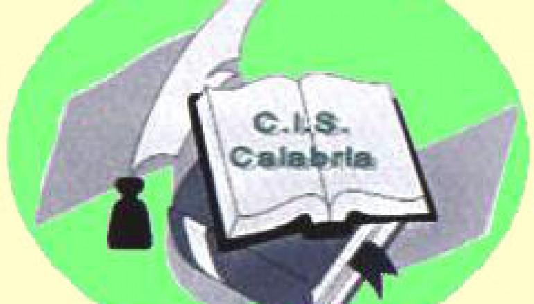 CIS della Calabria, il programma di agosto 2014