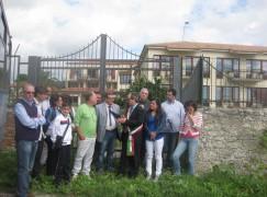 Gerace (RC), iniziative di lotta per l'utilizzo della struttura ospedaliera inutilizzata di Largo Piana