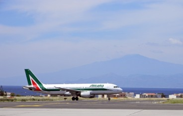 Alitalia: torna collegamento diretto Reggio Calabria-Torino