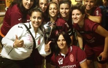 Campionato Serie A FIGC C5 femminile, lo Sporting Locri va a Salandra
