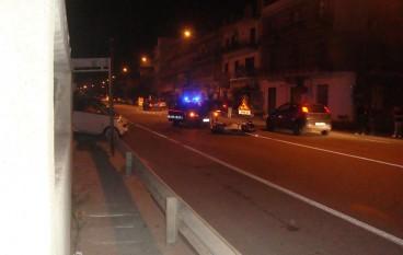 Reggio: incidenti stradali sulle Bretelle e a Ravagnese