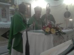 Il vescovo Morosini in visita ad Annà (Rc)