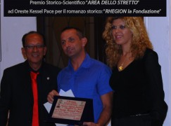 Nuovo riconoscimento alla carriera ad Oreste Kessel Pace di Palmi