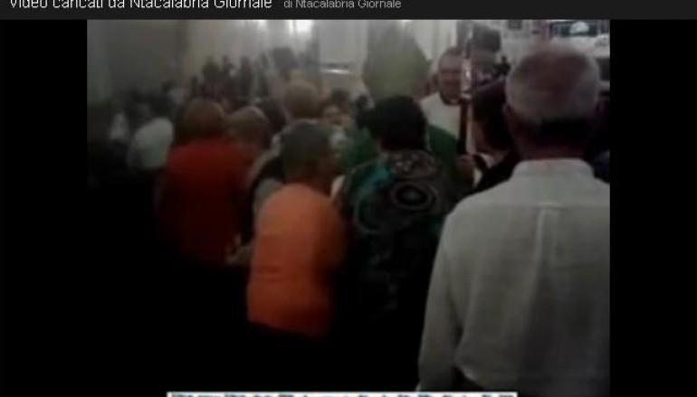 Melito Porto Salvo, pellegrinaggio alla Madonna della Consolazione di Reggio, il video