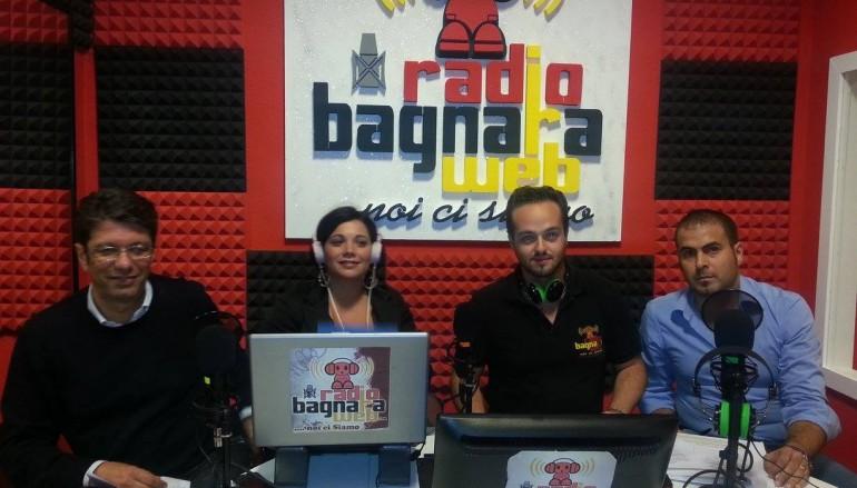 Intervista al Sindaco Cesare Zappia negli studi di RadioBagnaraWeb.com