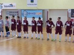 Serie A C5 femminile, lo Sporting Locri torna a casa con un punto prezioso
