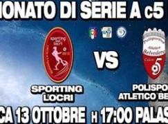 Serie A C5 femminile, primo derby calabrese: Sporting Locri-Atletico Belvedere