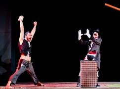 """Teatro, Prima Internazionale de """"La Partita"""" a Reggio Calabria"""