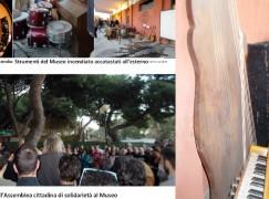 Incendio Museo Strumento Musicale, solidarietà di Risveglio Ideale