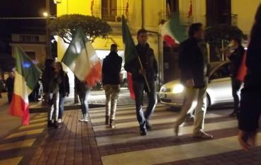 """Lamezia Terme, il Coordinamento 9 dicembre in strada per gli italiani """"uccisi dalla crisi"""""""