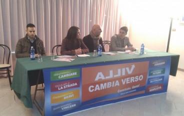Villa San Giovanni, un laboratorio di politica da Villa Cambia Verso