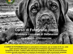 Stefanaconi, al via il Corso di fotografia con Raffaele Montepaone