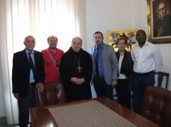 Il Vescovo Morosini incontra l'Ancadic