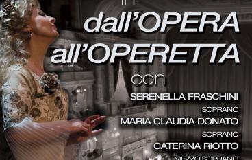 """A Locri lo spettacolo lirico teatrale """"Dall'opera all'operetta"""""""