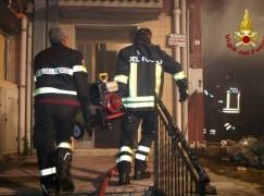 Siano (CZ), incendio in magazzino ditta di pulizie
