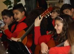 Ist. De Amicis – Alvaro, Concerto di fine anno: le foto