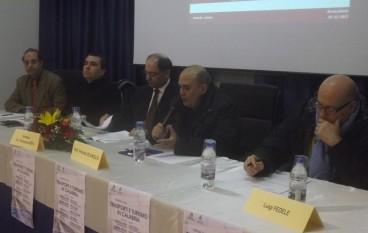 """Brancaleone (RC) Svolto il Convegno """"Trasporti e Turismo in Calabria"""""""