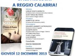 Dacia Maraini a Reggio Calabria