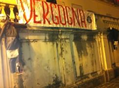 Aumento tasse comunali a Lamezia Terme, azione shock di CasaPound