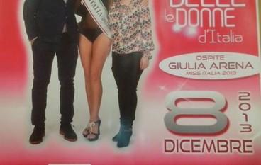 Vibo da il benvenuto a Miss Italia
