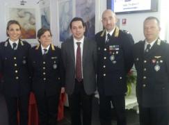 Palmi, riconoscimento perstigioso al Corpo di Polizia Locale