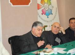 Presentazione libro Don Dieni, La questione meridionale negli atti della Chiesa, le foto